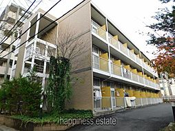 新百合[3階]の外観