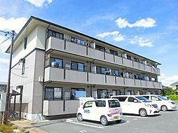 ハイツ秋桜[1階]の外観