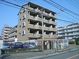 パークコート箱崎イースト[4階]の外観