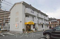 広島県広島市安芸区中野6丁目の賃貸マンションの外観