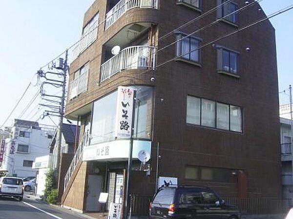 東京都羽村市五ノ神4丁目の賃貸マンション