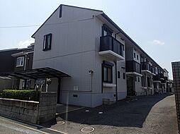 大阪府藤井寺市大井5丁目の賃貸アパートの外観