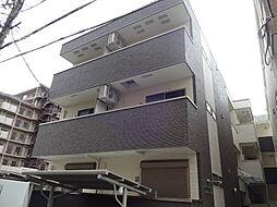フジパレス北加賀屋I番館[203号室]の外観