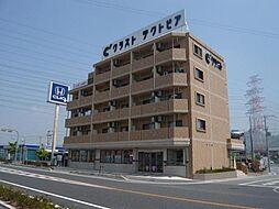 兵庫県姫路市別所町別所4丁目の賃貸マンションの外観