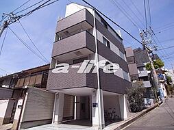 パイン神戸元町[4階]の外観