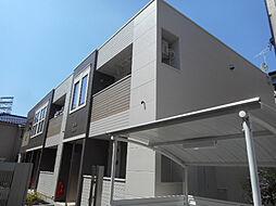 カーサコンフォートcasa conforto[1階]の外観