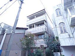 京都府京都市上京区笹屋4の賃貸マンションの外観