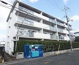 京都府京都市南区吉祥院石原南町の賃貸マンションの外観