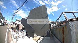大阪府堺市堺区柏木町3丁の賃貸アパートの外観