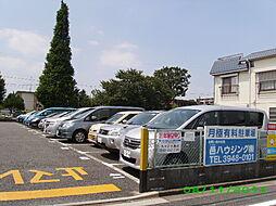 矢島産業株式会社駐車場 豊玉中3-28-5