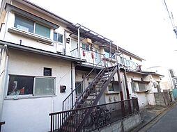 浦和本太アパート[5号室]の外観