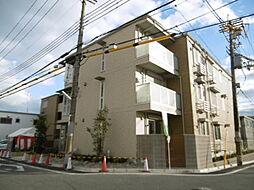 セントラルコート・高井田 106号室[1階]の外観