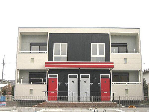 シャイデック東光台 - デザイナーズアパート -[202号室]の外観