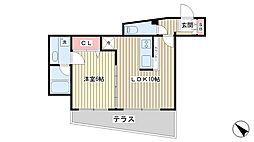 洗足駅 9.8万円