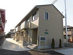 和歌山県和歌山市和田の賃貸アパートの外観