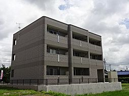 愛知県一宮市浅野字堀金の賃貸マンションの外観
