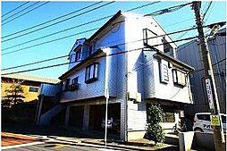 埼玉県ふじみ野市桜ケ丘1丁目の賃貸マンションの外観