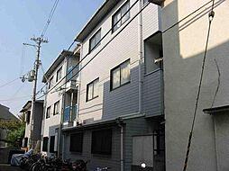 ハイツ大田[1階]の外観