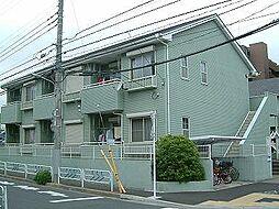 Twin House B[B101号室]の外観
