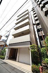 ソレイユ中崎[4階]の外観