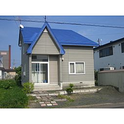 [一戸建] 北海道北見市常盤町2丁目 の賃貸【/】の外観