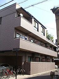 大阪府大阪市東住吉区杭全3丁目の賃貸マンションの外観