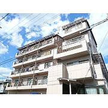 平井マンション[3階]の外観