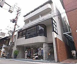 京都府京都市中京区三条通柳馬場東入中之町の賃貸マンションの外観