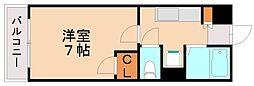 アーク箱崎[3階]の間取り
