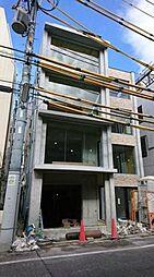 東京都世田谷区弦巻4丁目の賃貸マンションの外観