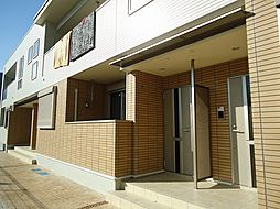 広島県大竹市立戸4丁目の賃貸アパートの外観