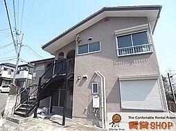 エスポワール飯田[2号室]の外観