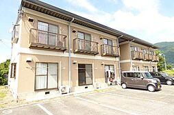 長野県長野市松代町東条田町の賃貸アパートの外観