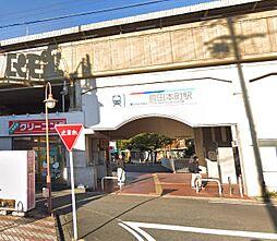 名鉄常滑線 豊田本町駅