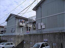 メゾン・ド・プリー A[1階]の外観