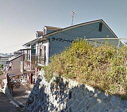 広島県廿日市市物見西1丁目の賃貸アパートの外観