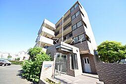 モンティクロ弐番館(モンティクロニバンカン)[2階]の外観