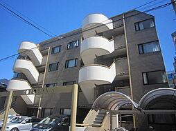 JR東海道本線 摂津本山駅 5階建[204号室]の外観
