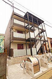 神奈川県鎌倉市台1丁目の賃貸マンションの外観