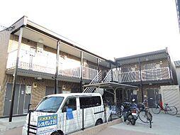 大阪府大阪市平野区喜連5丁目の賃貸アパートの外観