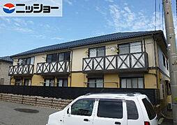 エスポアールMIDA B棟[2階]の外観
