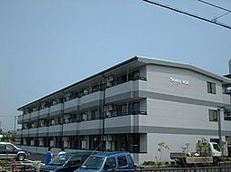ソレイユ冨波[2階]の外観