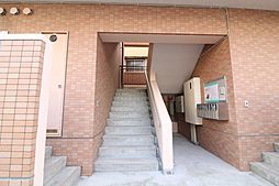 鹿児島県鹿児島市郡元町の賃貸マンションの外観