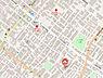 地図,1LDK,面積33.16m2,賃料4.4万円,札幌市営東西線 二十四軒駅 徒歩4分,札幌市営東西線 琴似駅 徒歩12分,北海道札幌市西区二十四軒三条6丁目4番20号