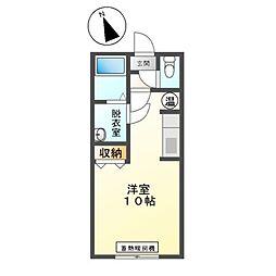 M77[2階]の間取り