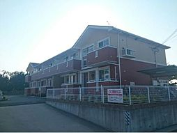 ウッド・ビレッジ[2階]の外観