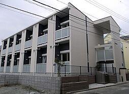 小田急小田原線 新百合ヶ丘駅 徒歩25分の賃貸アパート