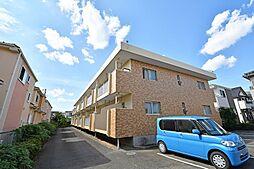 富士見グリーンコーポ[205号室]の外観