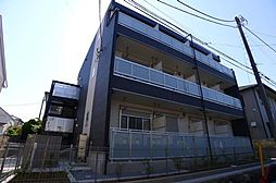 リブリ・スペースS[2階]の外観