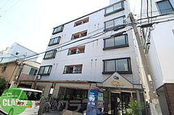 大阪府東大阪市御厨南2丁目の賃貸マンションの外観